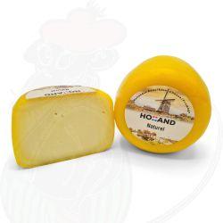 Gouda Bauernkäse | Naturell | Ganzer Käse 400 g