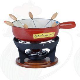 Cheese fondue set Relance