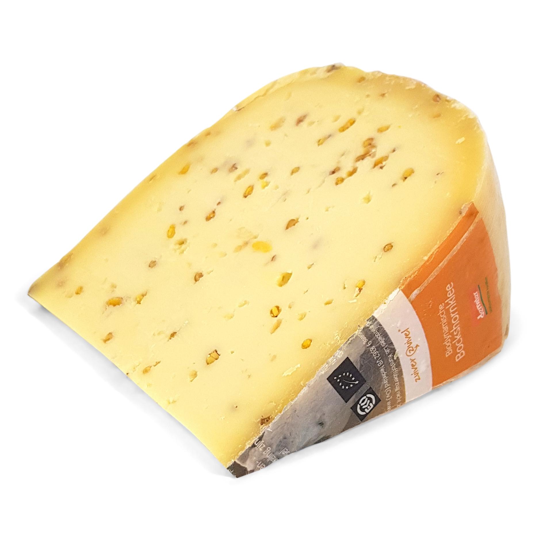 500gr Fenegriek Goudse Biologisch vegetarisch dynamische kaas - Demeter 50+